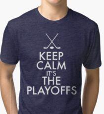 Hockey Playoffs Tri-blend T-Shirt