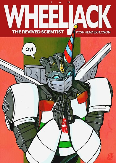 Wheeljack - The Revived Scientist by JoshuaLam