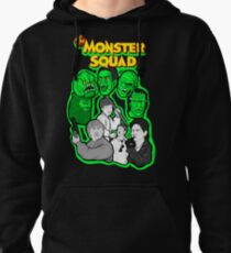 the Monster Squad Pullover Hoodie
