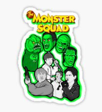 the Monster Squad Sticker
