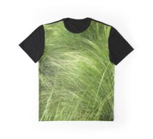Grassy Graphic T-Shirt