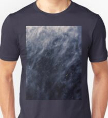 Blue Clouds, Blue Moon Unisex T-Shirt