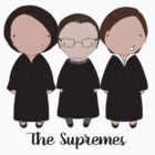 « The Supremes 2016 » par Jen  Talley