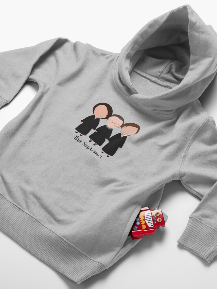 Alternate view of The Supremes 2016 Toddler Pullover Hoodie