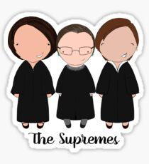 The Supremes 2016 Sticker