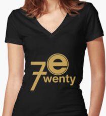 Unterhaltung 720 Shirt mit V-Ausschnitt