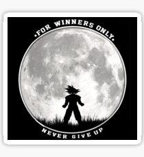 THE WINNERS Sticker