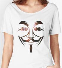 Vendetta Women's Relaxed Fit T-Shirt