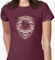 Valentine Detective Agency Women's Fitted T-Shirt