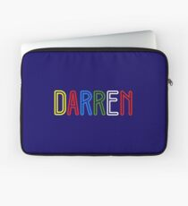 Darren - Your Personalised Products Laptop Sleeve