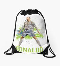 Cristiano Ronaldo 'CR7' Drawstring Bag