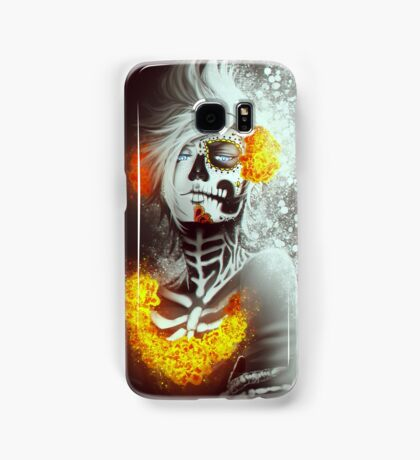 Day of The Dead Samsung Galaxy Case/Skin