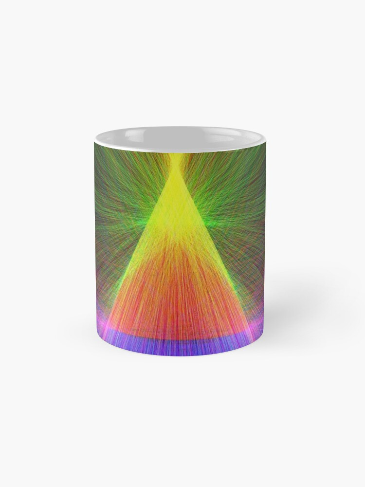 Alternate view of Linify Linify Light Tower, Pyramid Mug