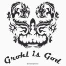 Grohl is God by DocMiguel