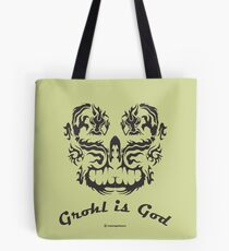 Grohl is God Tote Bag