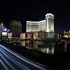 Venetian Macau by Mark Bolton