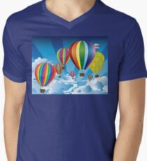 Air Balloons in the Sky T-Shirt