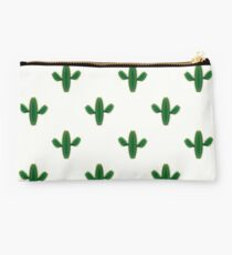 Cactus All Over Studio Pouch