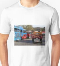 Classic Commercial Lorries  T-Shirt
