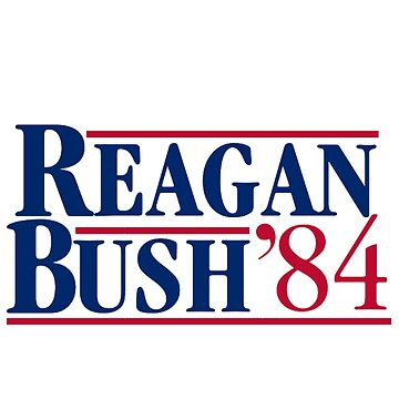 Reagan Bush by HaroldJem