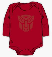 Autobot One Piece - Long Sleeve