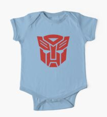 Autobot One Piece - Short Sleeve