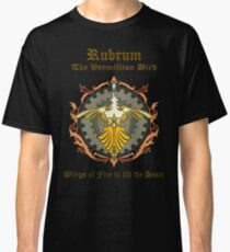 Final Fantasy Type 0 - Rubrum Classic T-Shirt