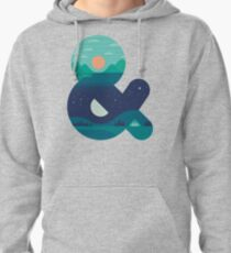 Day & Night Pullover Hoodie