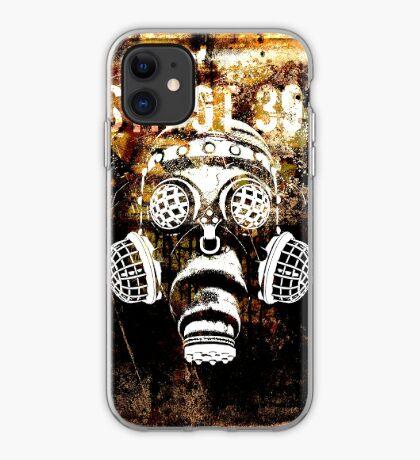 Another Steampunk / Cyberpunk Gas Mask iPhone Case