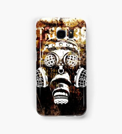 Another Steampunk / Cyberpunk Gas Mask Samsung Galaxy Case/Skin