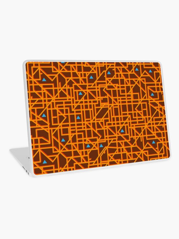 Daedalus Labyrinth Laptop Skin