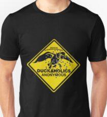 Duckaholics Anonymous Unisex T-Shirt