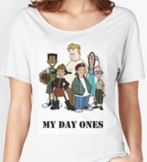 MY DAY ONES Women's Relaxed Fit T-Shirt