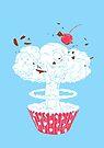 The cake's bomb by Evgenia Chuvardina