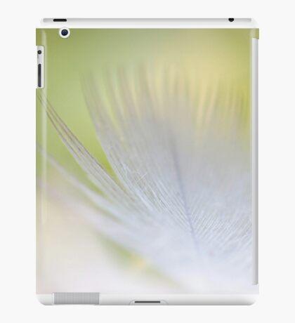 doux comme une plume iPad Case/Skin