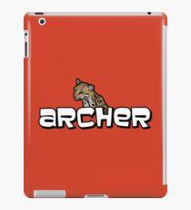 "Archer - Babou ""Fox eared asshole"" iPad Case/Skin"