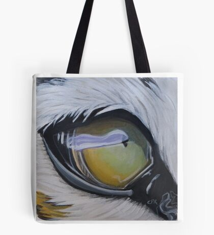 Tigers eye Tote Bag