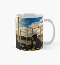 construction in Ladakh Classic Mug