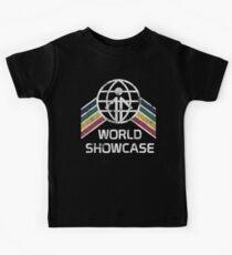 Weltschaufenster T-Shirt Kinder T-Shirt