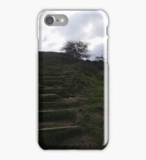 Steps to the Moor iPhone Case/Skin