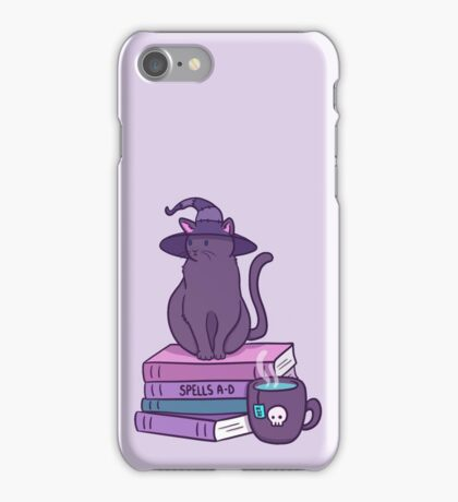 Feline Familiar iPhone Case/Skin