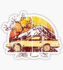 Beauté altérée Z31 Sticker