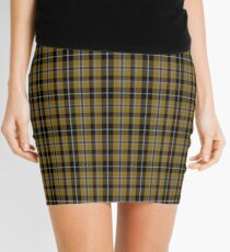 00173 Cornish National (English District) Tartan  Mini Skirt