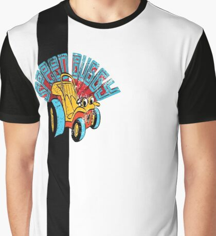 Speed Buggy - Mark's jacket Graphic T-Shirt