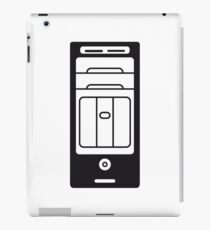 computers computer pc tower housing iPad Case/Skin