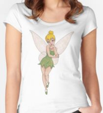 Tink Women's Fitted Scoop T-Shirt