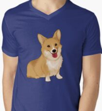 Cute smiling corgi T-Shirt