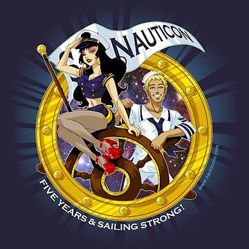 Nauticon 2016 - NAUTICON INNNN SPAAACCCEEEEEE!!!! by Nauticon-Store