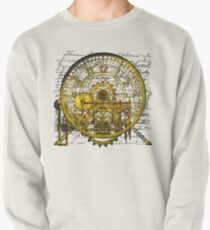 Vintage Time Machine #1B Pullover