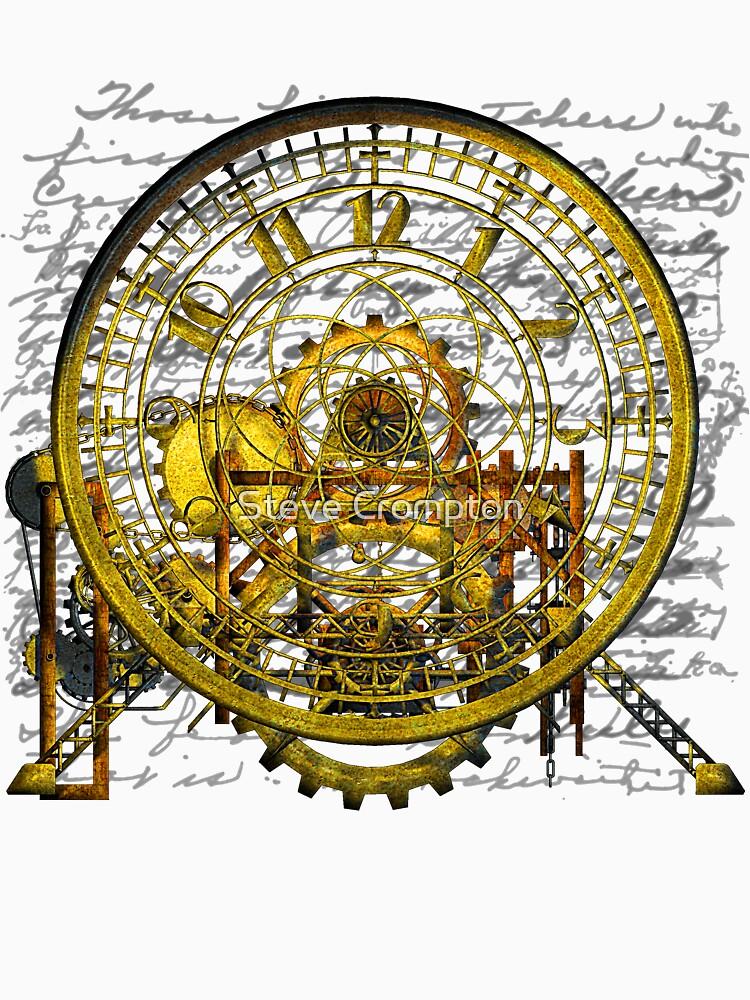 Vintage Time Machine #1B by SC001